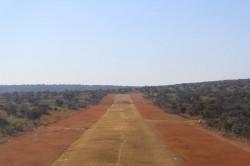 Landing at Kalene